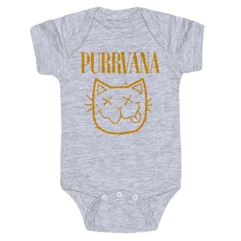 Purrvana Baby Onesy