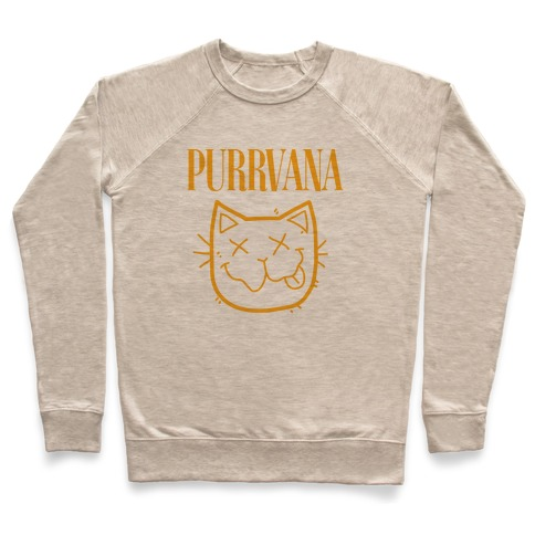 Purrvana Pullover
