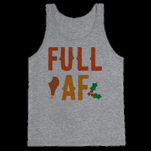 Full AF Tank Top