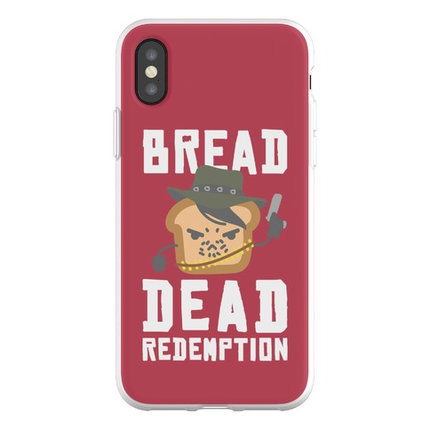 Bread Dead Redemption Phone Flexi-Case