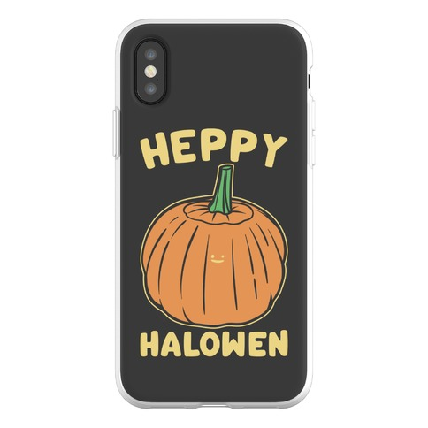 Heppy Halowen Parody Phone Flexi-Case