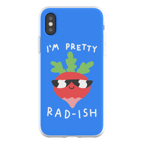 I'm Pretty Rad-ish Phone Flexi-Case