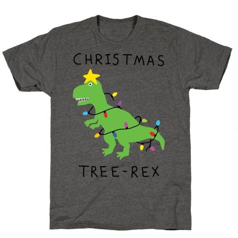 Christmas Tree Rex T-Shirt