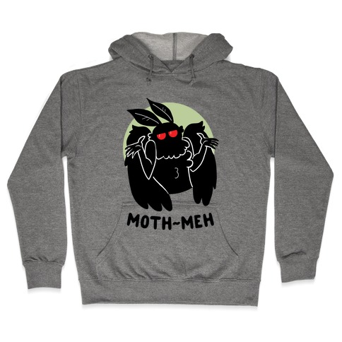 Mothmeh Hooded Sweatshirt