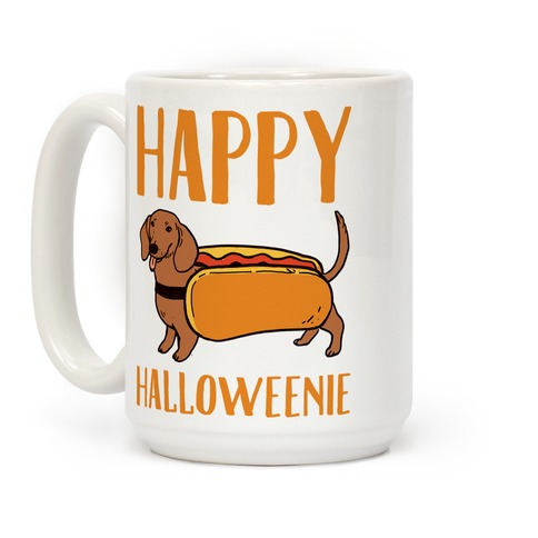 Happy Halloweenie Coffee Mug