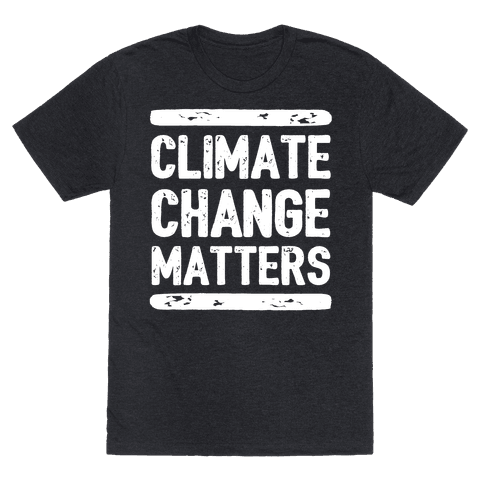 Climate Change Matters