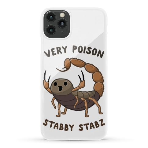 Very Poison Stabby Stabz Phone Case
