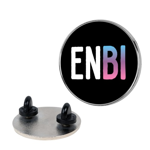 Enbi Bisexual Non-binary Pin