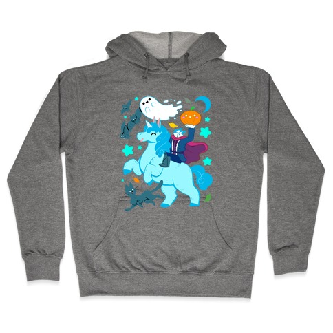 Cute Halloween Hooded Sweatshirt