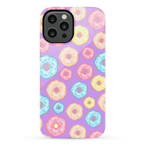 Donut Pattern Phone Case