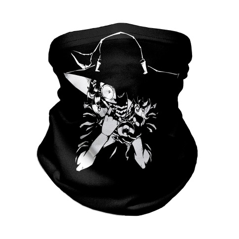 Witch In The Dark Neck Gaiter