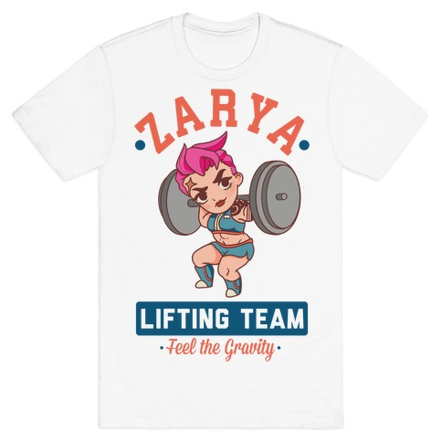 Zarya Lifting Team T-Shirt