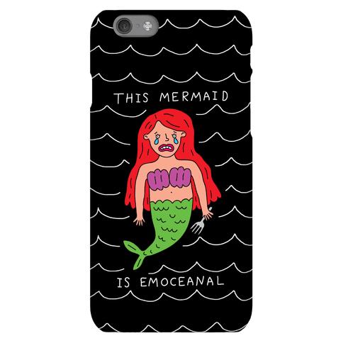 This Mermaid Is Emoceanal