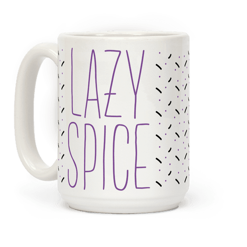 Lazy Spice Girl