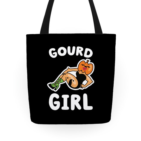 Gourd Girl Tote