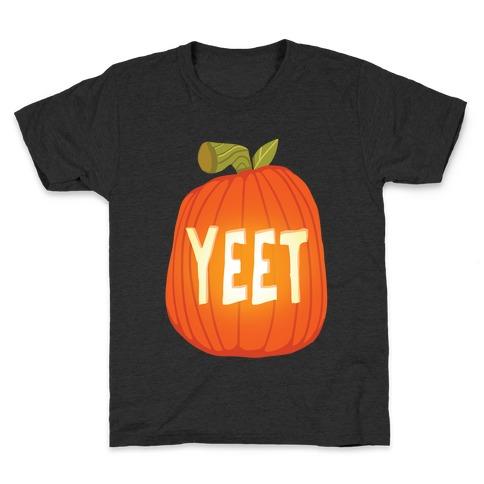 Yeet Pumpkin Kids T-Shirt