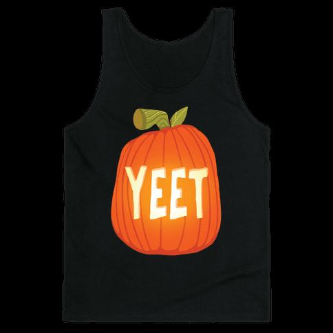 Yeet Pumpkin Tank Top