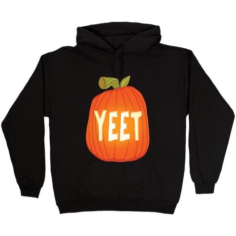 Yeet Pumpkin Hooded Sweatshirt