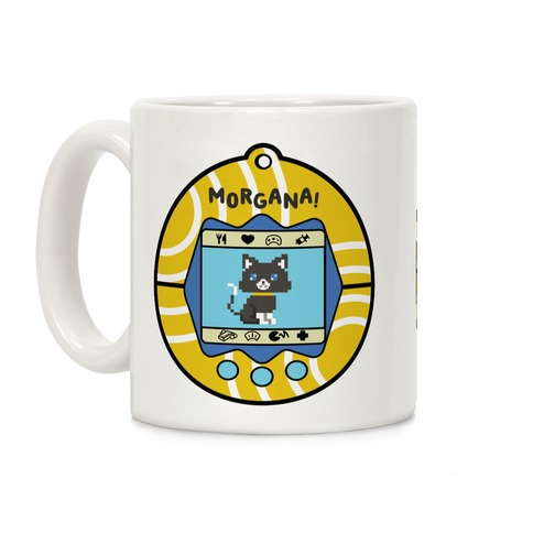Morgana Digital Pet Coffee Mug
