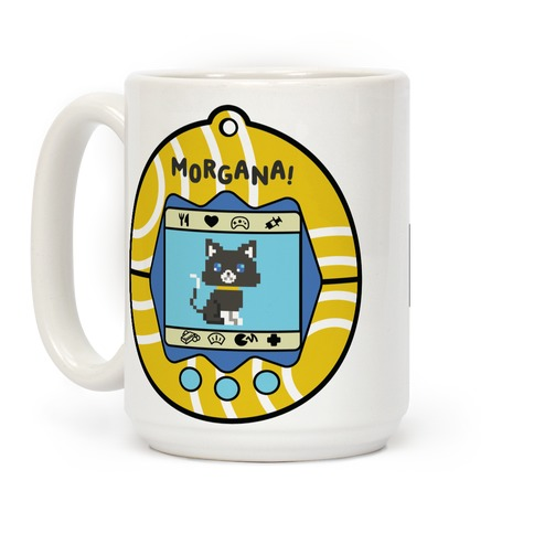 Morgana Digital Pet Coffee Mug