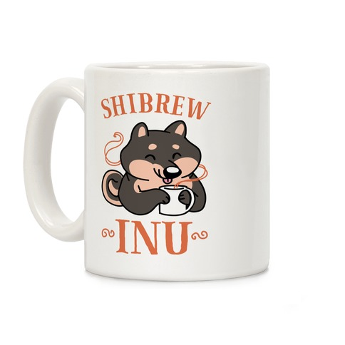 Shibrew Inu Coffee Mug