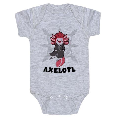 Axelotl Baby Onesy