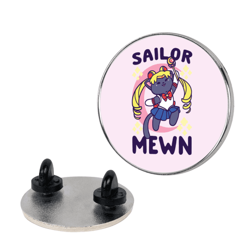 Sailor Mewn Pin