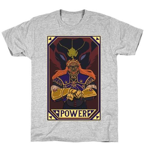 Power - Ganondorf T-Shirt