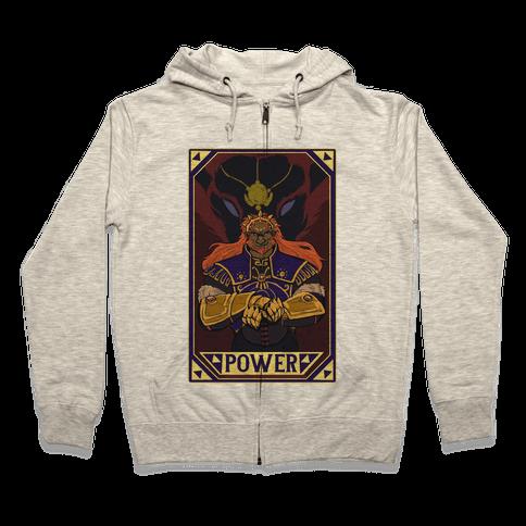 Power - Ganondorf Zip Hoodie