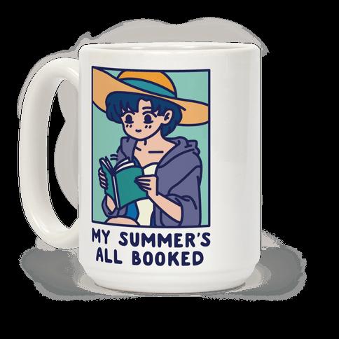 My Summer's All Booked Ami Coffee Mug