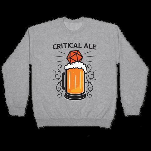 Critical Ale Pullover