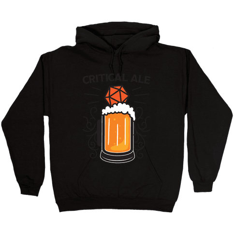Critical Ale Hooded Sweatshirt