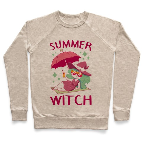 Summer witch Pullover