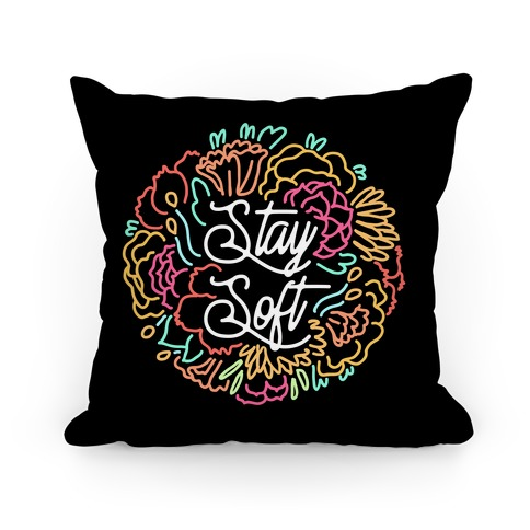 Stay Soft Pillow