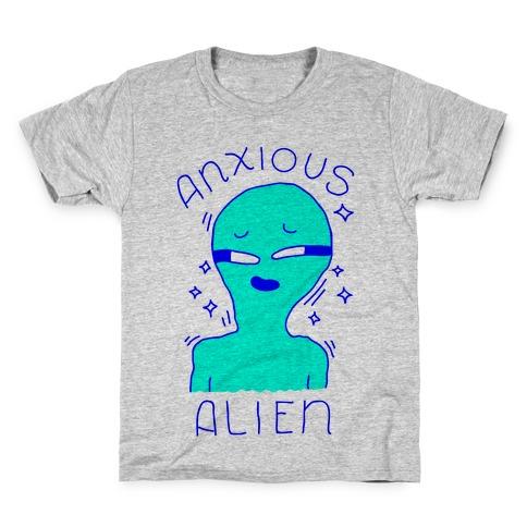Anxious Alien Kids T-Shirt