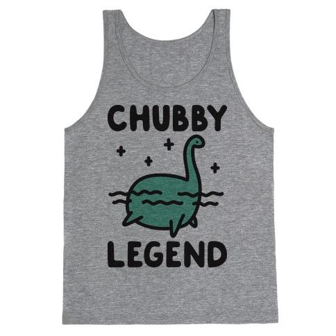Chubby Legend Nessie Tank Top
