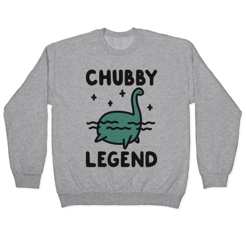 Chubby Legend Nessie Pullover