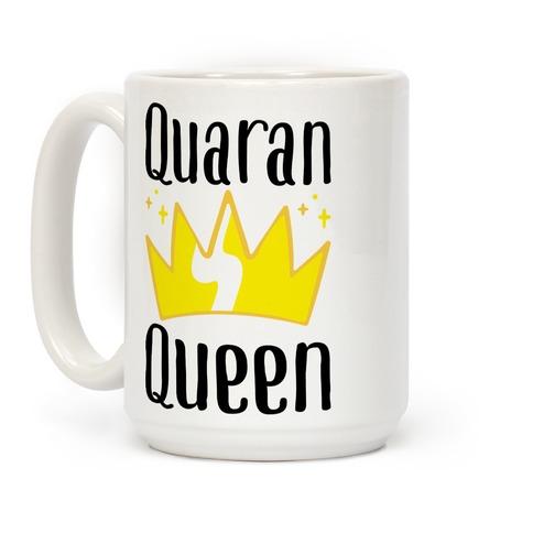 QuaranQueen Coffee Mug