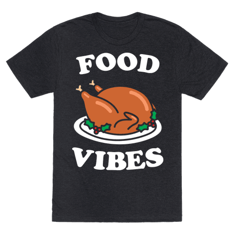 Food Vibes (White)