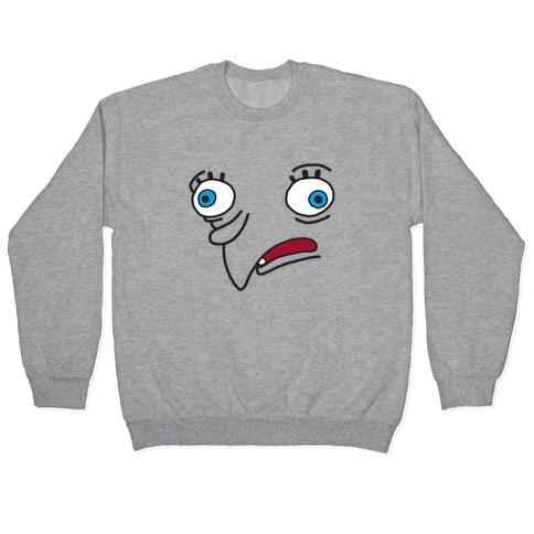 Mocking Sponge Meme Pullover