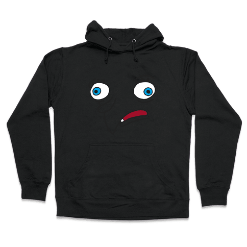 Mocking Sponge Meme Hooded Sweatshirt