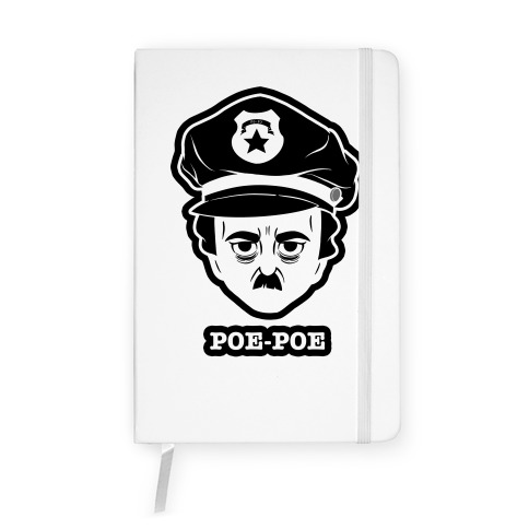 Poe-Poe Notebook