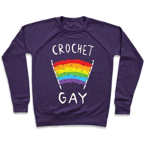 Crochet Gay Pullover