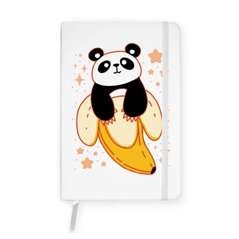 Banana Panda Notebook