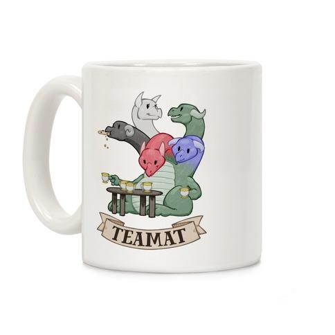 Teamat Coffee Mug
