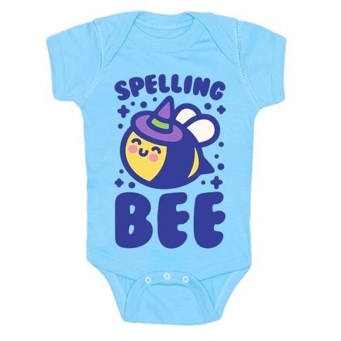 Spelling Bee Baby One-Piece