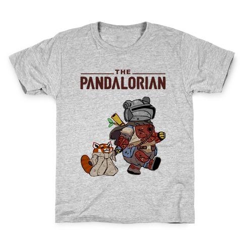 The Pandalorian Kids T-Shirt