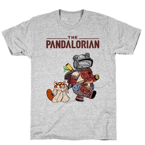 The Pandalorian T-Shirt
