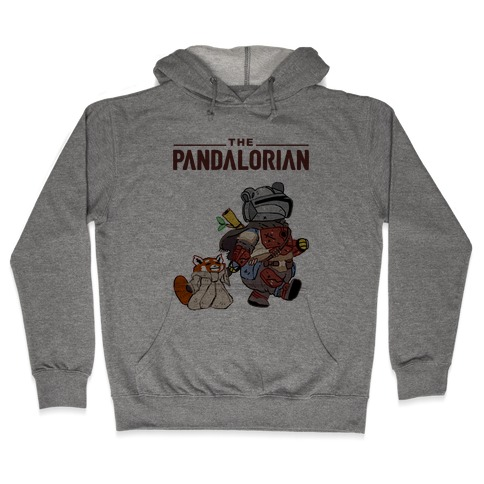 The Pandalorian Hooded Sweatshirt