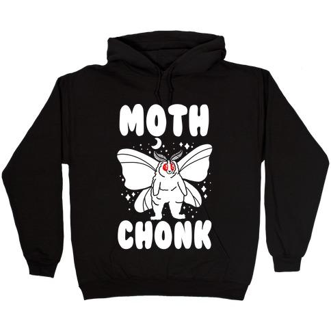 Moth Chonk Hooded Sweatshirt